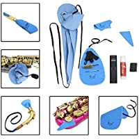 New Saxophone Sax Cleaning Tool Case Cleaning Kit Saxophone Accesories By KTOY