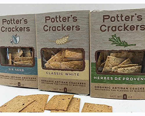 Organic Cheese Lover Crackers Assortment
