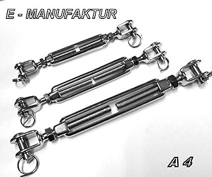 Acero inoxidable a 4 - Tensor, tenedor de tenedor, libre de ...