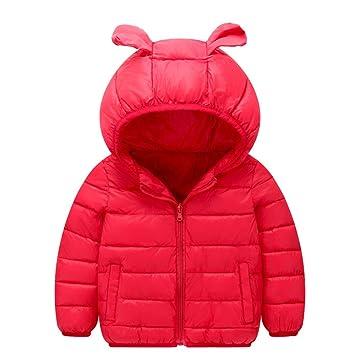 751c15b44 Amazon.com   Winter Kids Warm Coat Clothes Baby Boys Girls Long ...