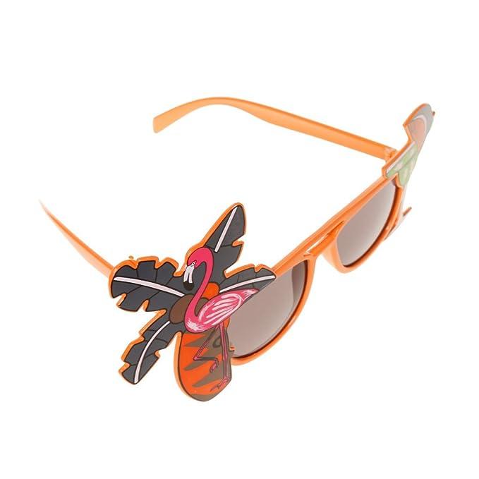 Sharplace Novedad Adultos Niños Cóctel Flamingo Gafas De Sol ...