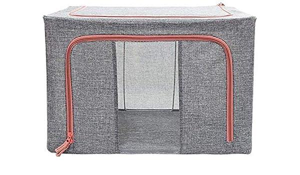 IG Gran caja de almacenamiento de algodón y lino, para guardar ...