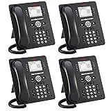 Avaya 9611G 4 PACK IP Gigabit Office Phone 700510904