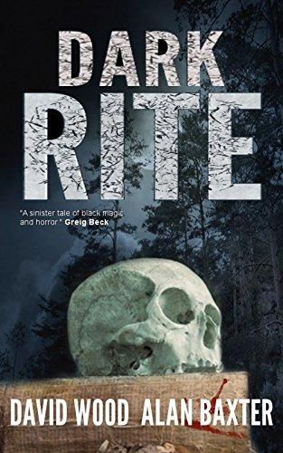 book cover of Dark Rite