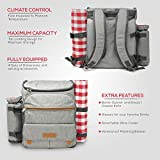 Nature Gear XL Picnic Backpack - Classic 4 Person