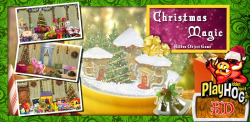 Christmas Magic   Hidden Object Game  Download