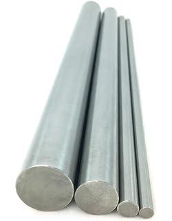 "D L x 12/"" Torrey Hills Tech High Purity Moly Molybdenum Rod Polished 0.5/"""