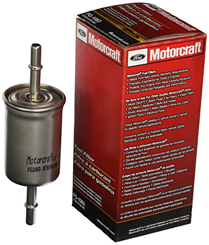 Price comparison product image Motorcraft FG-1083 Filter Assy - Fuel