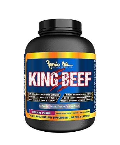 best beef protein isolate