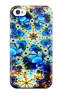 Forever Collectibles Fractal Hard Snap-on Iphone 4/4s Case