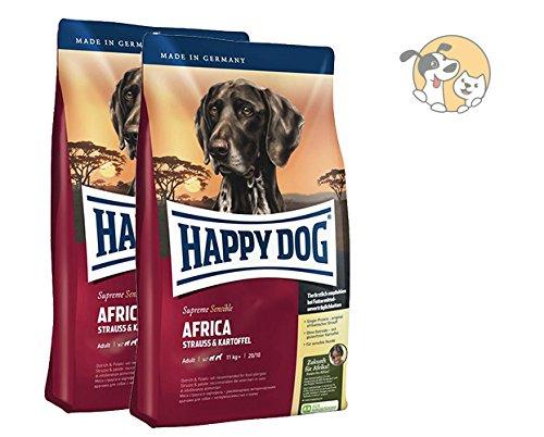 Happy Dog Supreme Sensible Africa 2x12,5kg