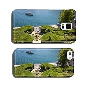 Villa Carlotta, Lake Como, Italy cell phone cover case Samsung S5