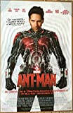 This is a BRAND NEW/UNUSED Near Mint condition Single Sided ORIGINAL DVD Version poster for the movie ANT-MAN. The poster measures 26 x 40 and its a guaranteed Original poster. The item will be rolled in a poly tubing and shipped inside a .12...
