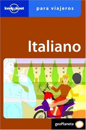 Italiano: Para El Viajero (Phrasebooks) (Spanish Edition)