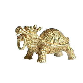 Amazon.com: SUPVOX - Llavero de metal con diseño de tortuga ...