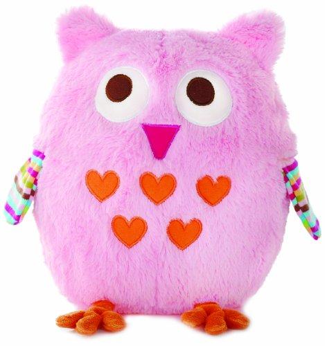 Zutano Plush Toy, Owl - Products T-rex Leash