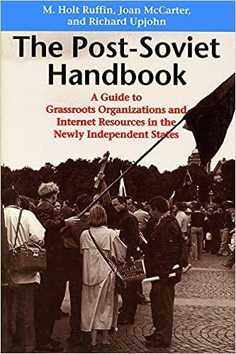Znalezione obrazy dla zapytania the Post-Soviet Handbook
