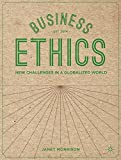 img - for Business Ethics: New Challenges in a Globalised World book / textbook / text book