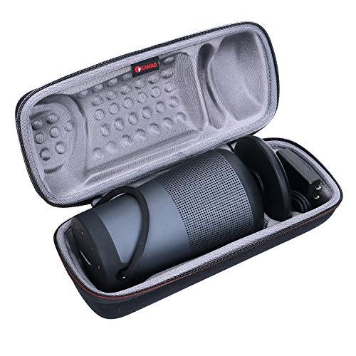 XANAD Hard Case for Bose SoundLink Revolve Plus قابل حمل و بلند مدت بلوتوث 360 بلندگو و گهواره شارژ