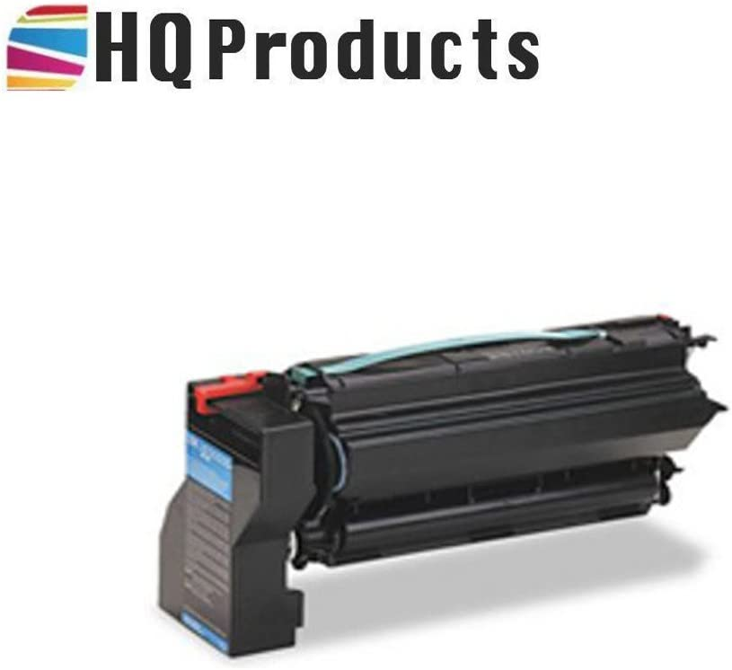 1764 1764MFP Series Printers. HQ Products Premium Compatible Replacement for IBM 39V1920 Cyan Laser Toner Cartridge for use with IBM InfoPrint Color 1754