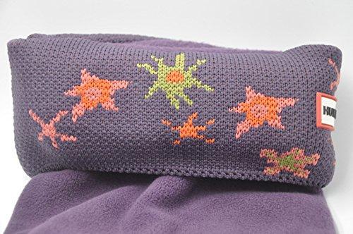 Calcetines Para Cazadores Mini Estrella De Mini Estrella Purple Urchin Multi Tall Nylon