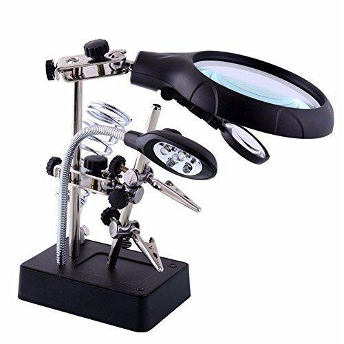 Desktop Led Lighted Magnifier - 6