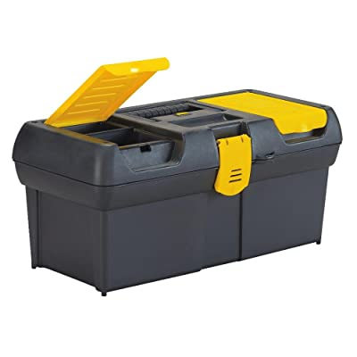 Stanley 016011R Series 2000 16-Inch Tool Box - Toolboxes - .com
