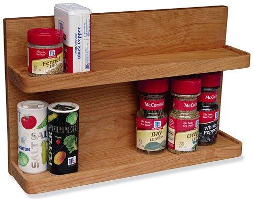 Cherry Spice Shelf