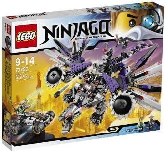 LEGO (LEGO) Ninja Go Nindoroido mecha Dragon 70725