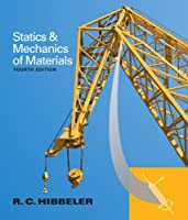Statics and Mechanics of Materials, 4th Edition Front Cover