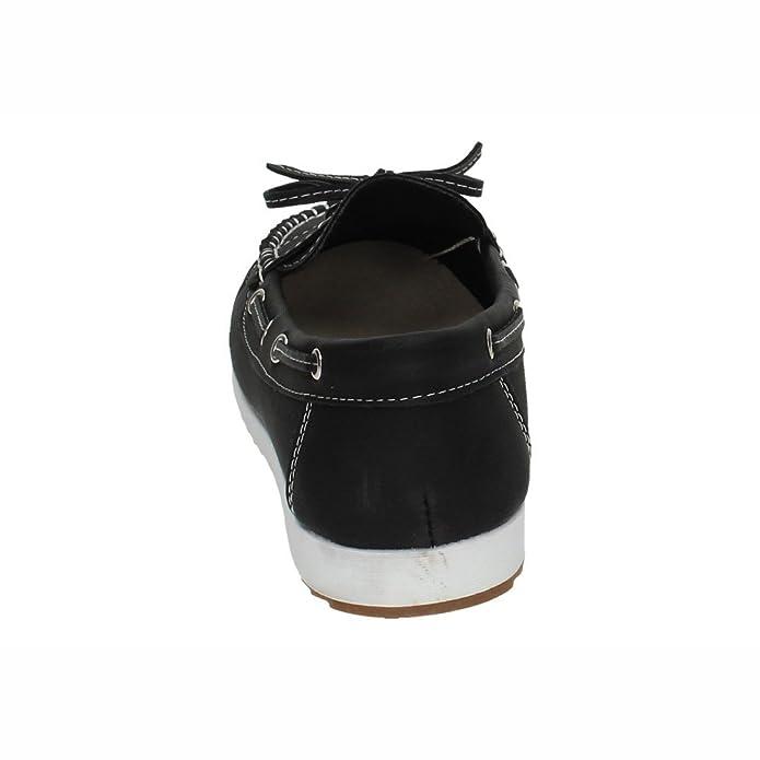 ZAPATOP HRR-637 Mocasines Azules Mujer Zapatos MOCASÍN: Amazon.es: Zapatos y complementos