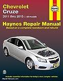 H24044 Chevrolet Cruze Haynes Automotive Repair Manual 2011-2015