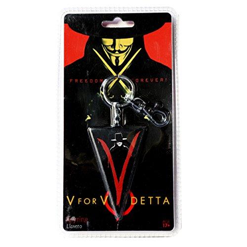 SD toys Llavero V de Vendetta: Amazon.es: Juguetes y juegos