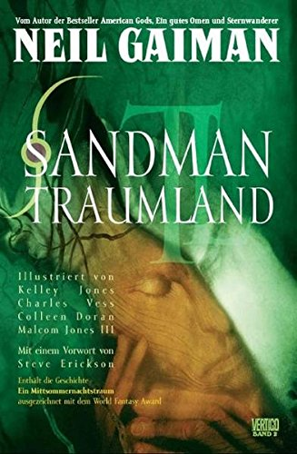 Vertigo Band 3  Sandman Traumland