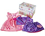 Clothing Accessories Girls Best Deals - Who's That Girl Dress Up Trunk