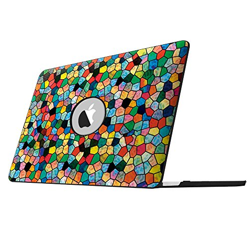 Fintie MacBook Retina 12 Case - Ultra Slim PU Leather Coated Plastic Hard Cover Snap On Protective Case For Apple The New Macbook 12