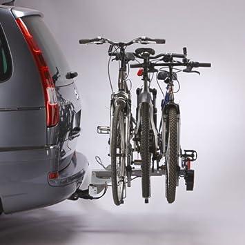 Mottez Portabicicletas STANDARD Soporte 3 bicicletas sobre raíles