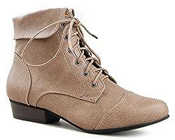 Breckelles - Ladies Indy-11 Bootie Boot