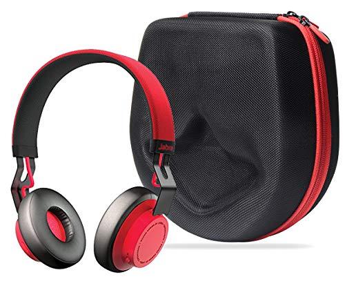 CaseSack Headphones Case for Jabra Move, Skullcandy Grind, Hesh, Hesh 2, Uproar; Sennheiser HD598Cs, HD558, HD595, HD202 II, HD555, HD280pro; AKG K550/K240; ATH A900, M50, M50x; BOSEbuild Headphones