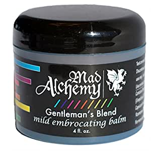 Mad Alchemy Gentleman's Blend Warming Embrocation One Color, One Size