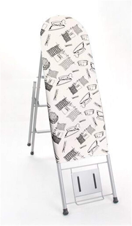 Plegable La escalera de planchado, tabla de planchar de doble uso Cuarto de lavado Tabla de planchar Recepción Tienda de ropa Bastidor de planchado 125 * 85 cm (Color : #2 , Size : 145*34*85CM) : Amazon.es: Hogar