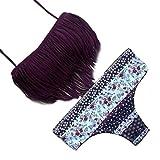 HOT Sale!Women's Bikini Set,Canserin Bandage Push-Up Padded Beachwear (M, Purple)