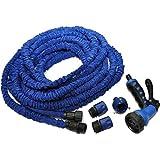 خرطوم للحدائق قابل للتمدد حتى 22.5 متر ، ازرق - SACA000018