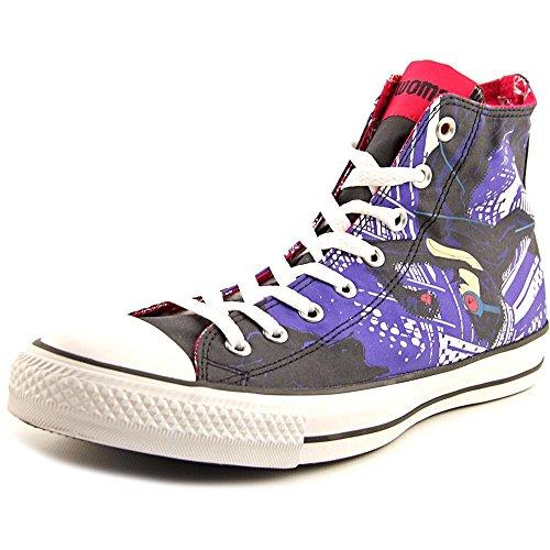 Converse DC Comics Catwoman Batman Sneakers Chuck Taylor All Star (13 B(M) US Women 11 D(M) US Men)