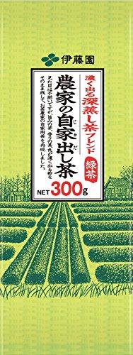 Itoen Noka no jika dashicha - Japanese Green Tea Leaf - 300g by Ito En