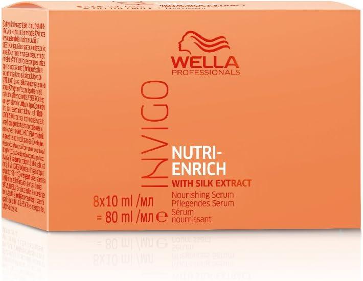 Wella Invigo Nutri-Enrich Repair, Cuidado del pelo y del cuero cabelludo - 80 ml.