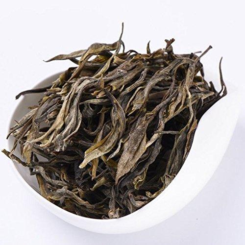 Dian Mai 2017 spring tea set 800 year old tree class chapter old tree Pu'er tea 300 grams2017年头拨春茶 800年古树班章单株古树普洱生茶300克装