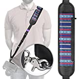 Camera Photo Best Deals - Altura Photo Rapid Fire Vintage Camera Neck Strap w/ Quick Release and Safety Tether