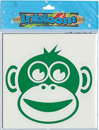 (Green Monkey Vinyl Decal 5