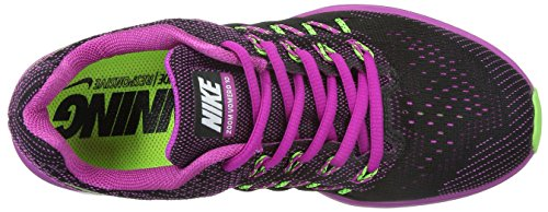 black White Fuchsia Vomero Zoom Air Nike 10 Scarpe Donna Lime Sportive Wmns flash Flash wUpxZqnS